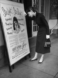 El estreno de Audrey Hepburn