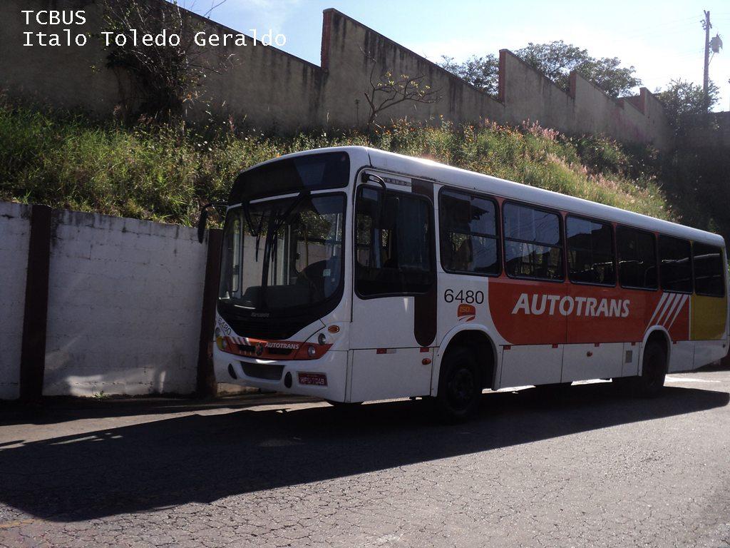 Tcbus garagem da autotrans em varginha mg for Garage mercedes pau