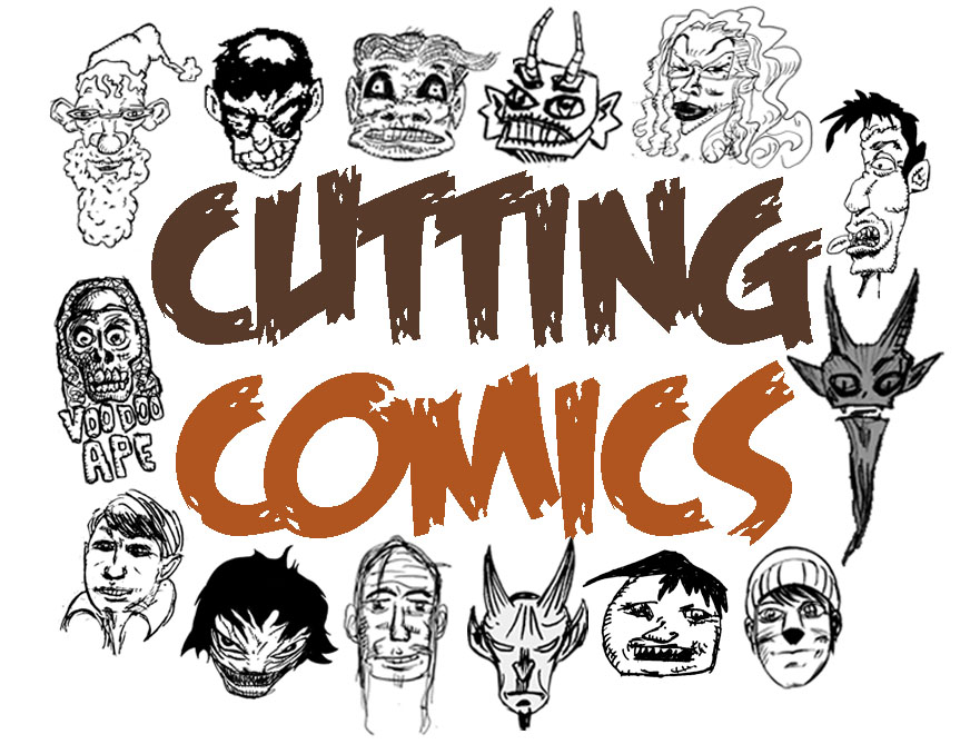 CUTTING COMICS