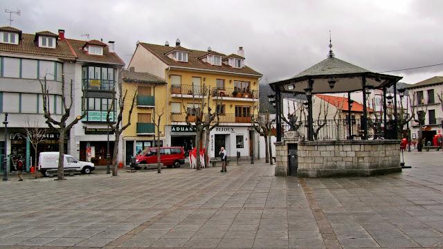 Plaza de la Corredera - El Espinar