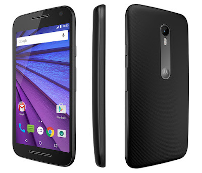 Motorola Moto G 3rd Gen Spec