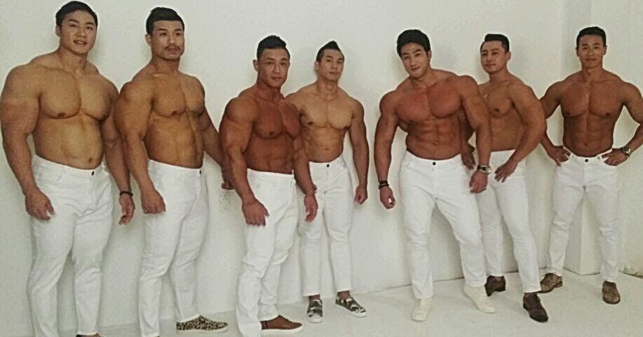 world wide body builders: Asian beasts