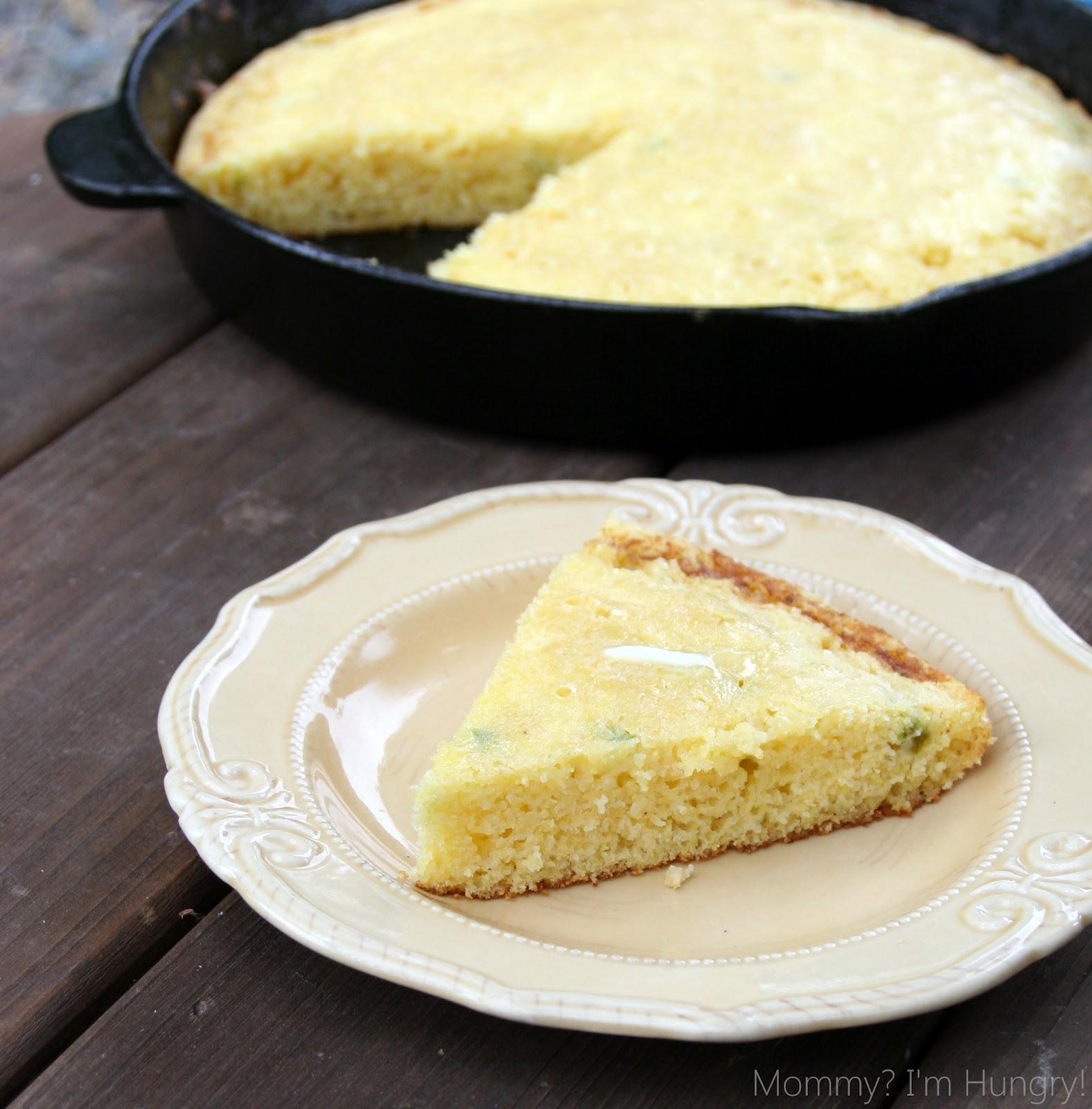 MIH Recipe Blog: Gluten Free Jalapeno Cornbread