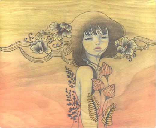 Audrey Kawasaki Flowers
