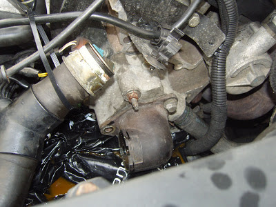 peugeot 306 replace thermostat