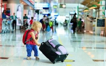 Dicas para viajar com crianças...