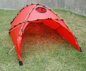 This might be just for you as the whole inner shell can come out to give you a strong 3 pole tarp tent. (for those who donu0027t need a tent floor) & Bushmans Wild Hiking: Hilleberg Jannu