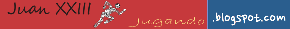 JUAN XXIII JUGANDO