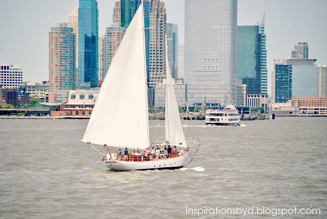 New York in the Summer