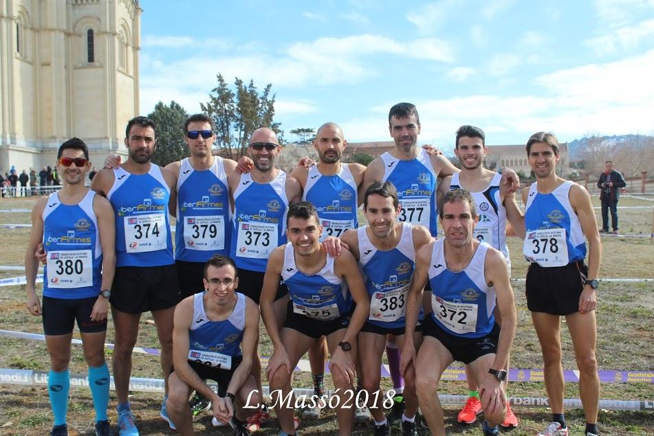 Campeonato Regional Cross (Guadalajara, 2018)