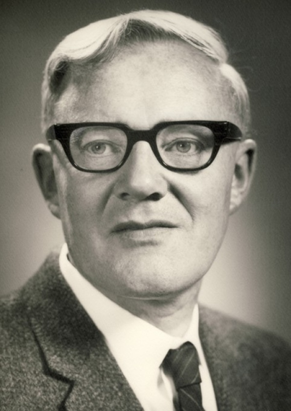 "William Thomas ""Bill"" Tutte"