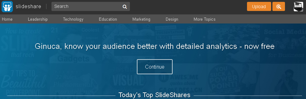 #Slideshare
