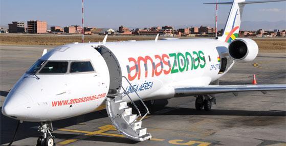 Nueva empresa aérea uniría Salta con Tarija