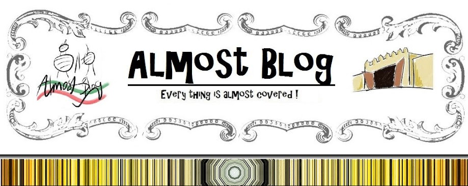 Almost Blog