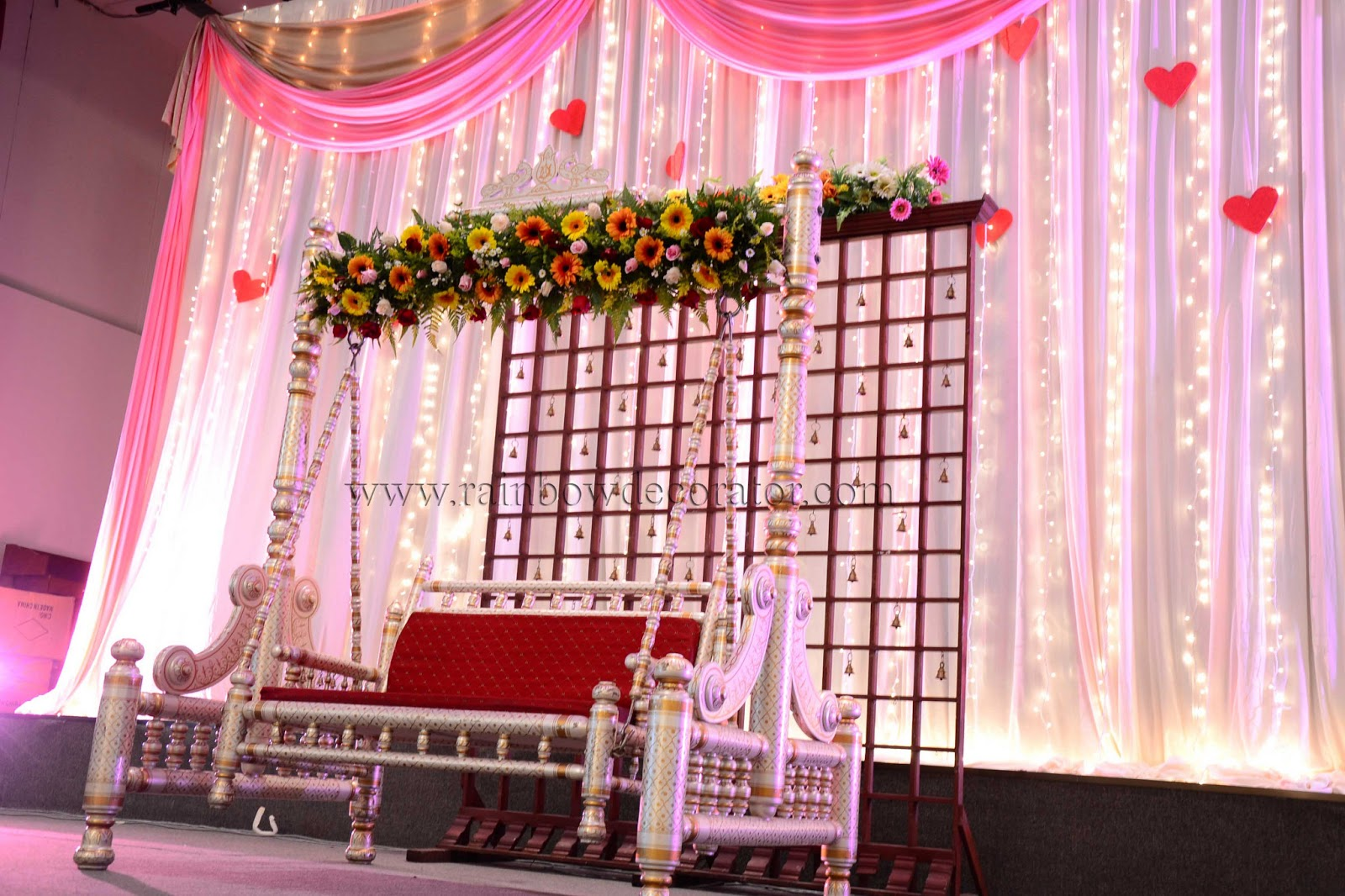 Indian Weddings Ipoh Rainbow Decorators