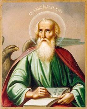 Azi 8 mai praznuirea Sfantului Apostol si Evanghelist Ioan !