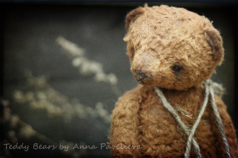 Анюткин сундучок. Мишки Тедди и куклы Анны Павельевой