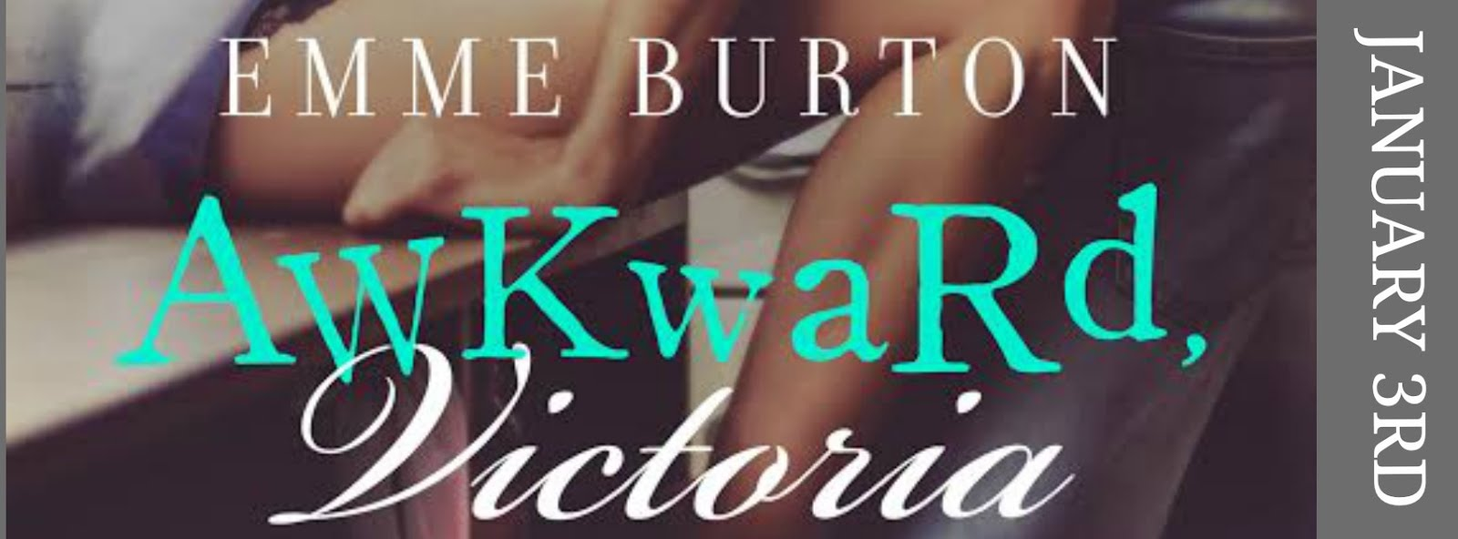 Awkward Victoria Release Giveaway