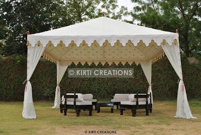 Fabulous Garden Tent