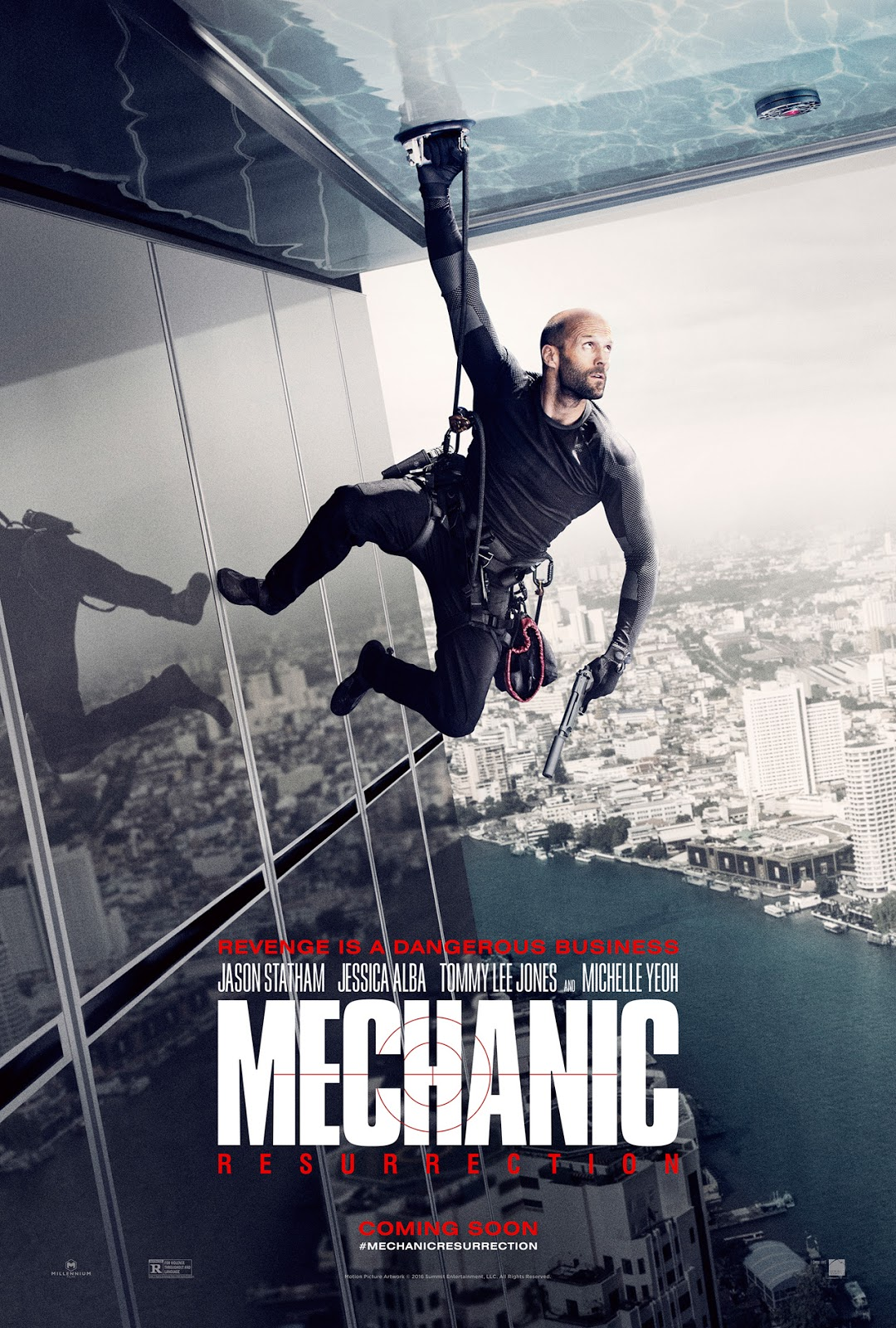 Movies Mechanic: Resurrection (2016)