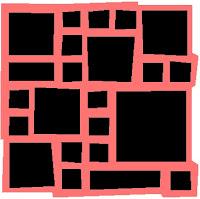 Squares inside of squares