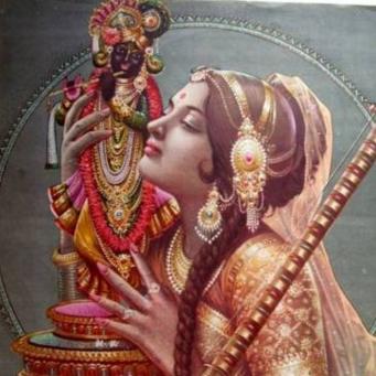 Krishna Bhakt Mirabai