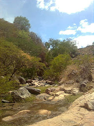 Riacho e Cachoeira do Brejo Velho