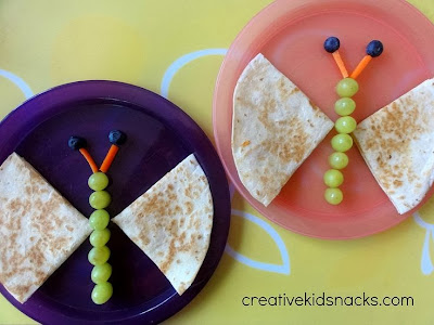http://www.creativekidsnacks.com/2013/03/21/butterfly-quesadilla-weekly-kids-co-op/