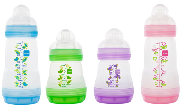 Anti Colic Bottles UK 2017