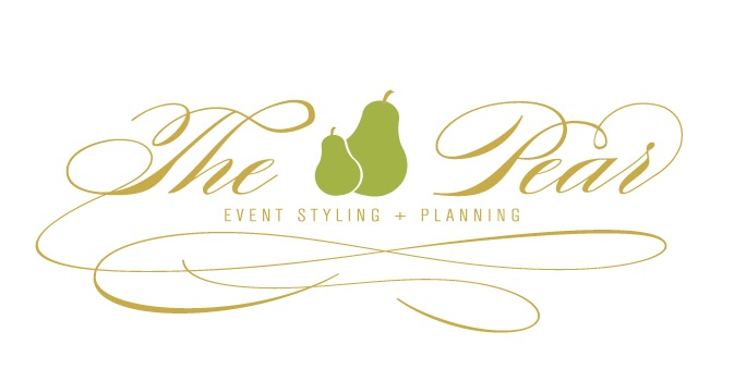 The Pear - Event Styling & Planning