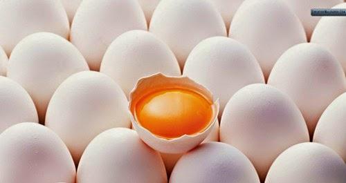 Trứng gà chăm sóc da và nhan sắc tuyệt vời