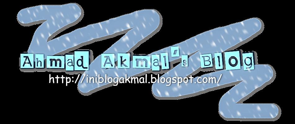Blog Si Akmal