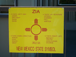 New Mexico State Symbol and Explanation