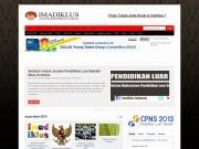 http+ www.imadiklus.com Jasa Pembuat Web