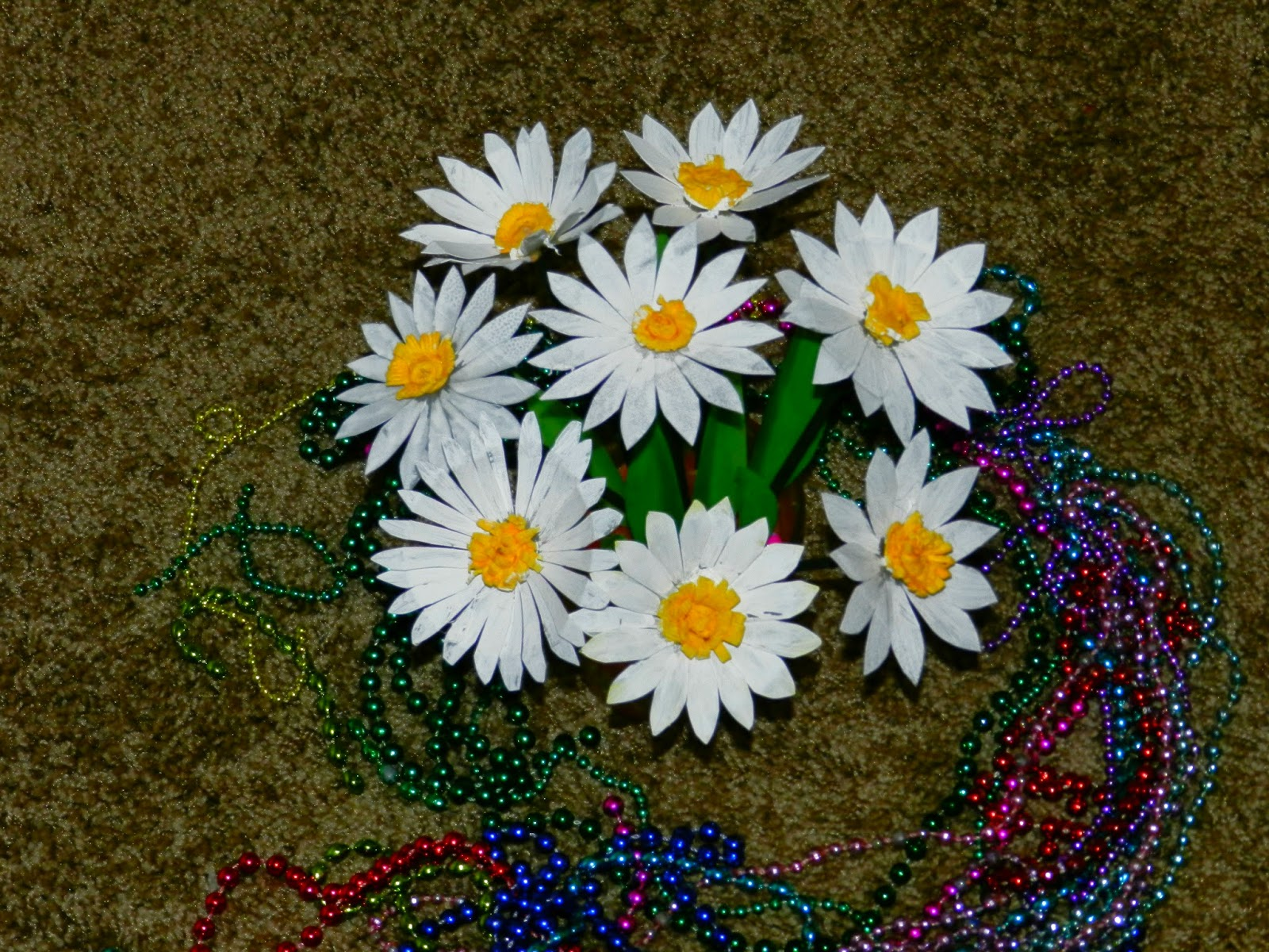 Creative Diy Crafts Recycled Diy Daisy Flowers With Waste Plastic