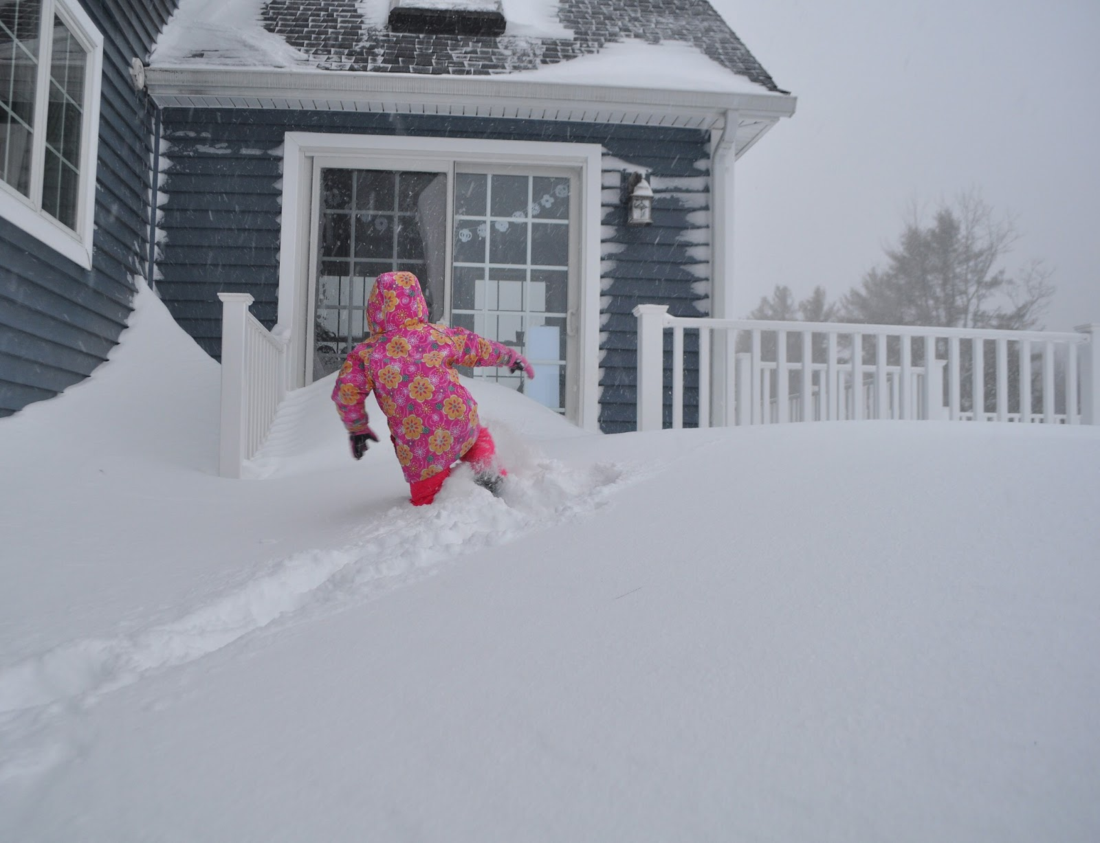 the little legers our biggest snowstorm on record part 1