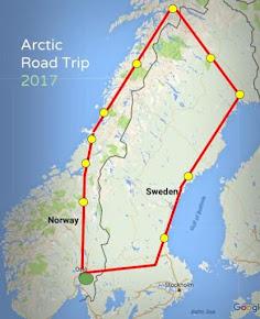 Arctic Road Trip 2017