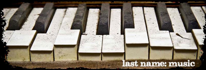 Last Name Music