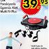 Multi Fit Plus Çok Fonksiyonlu Egzersiz Aleti - A101 31 Aralık