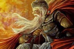 Bhisma Yang Agung, Jejaka Tua Panglima Perang Astinapura