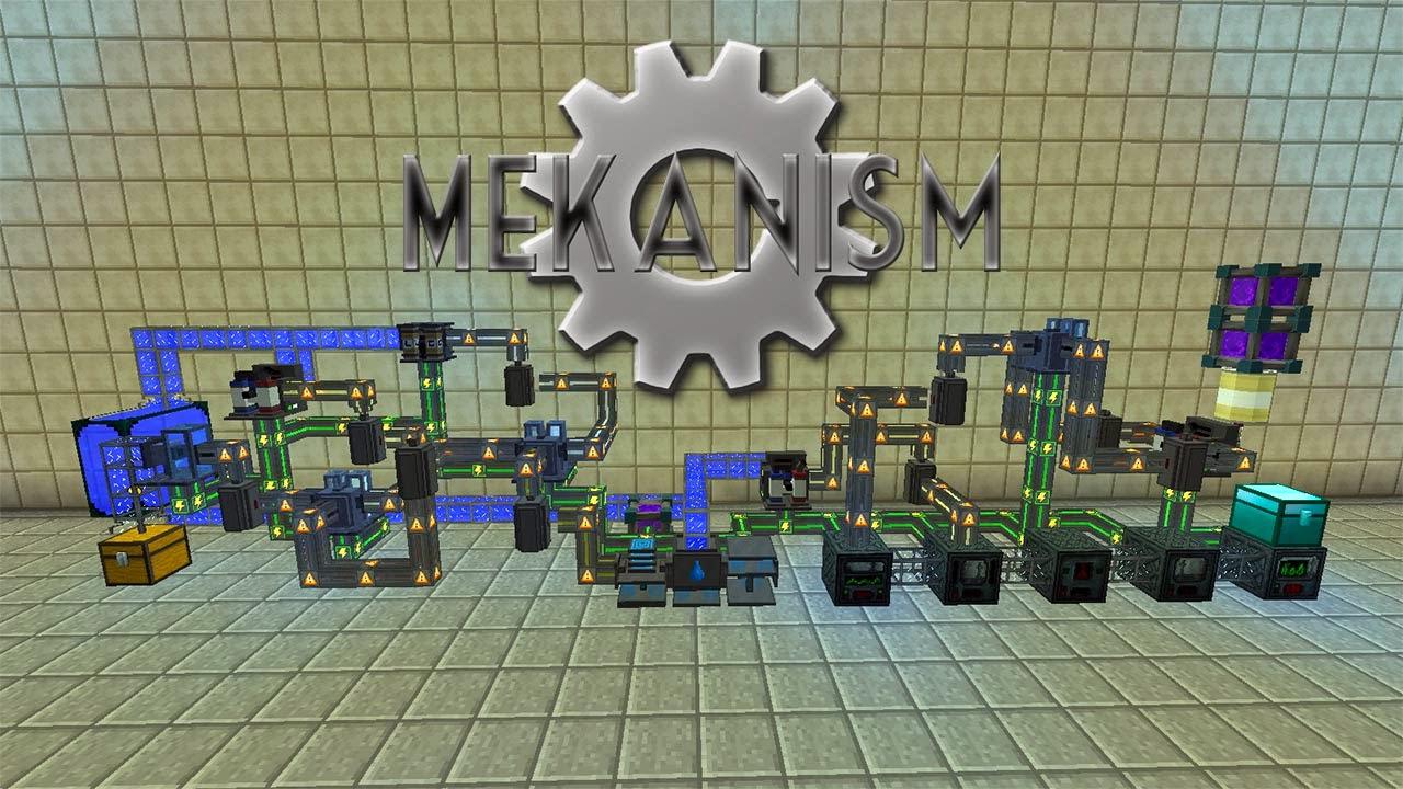 Mekanism 1.7.10