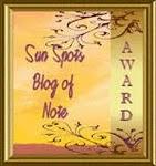 Sun Spots Award