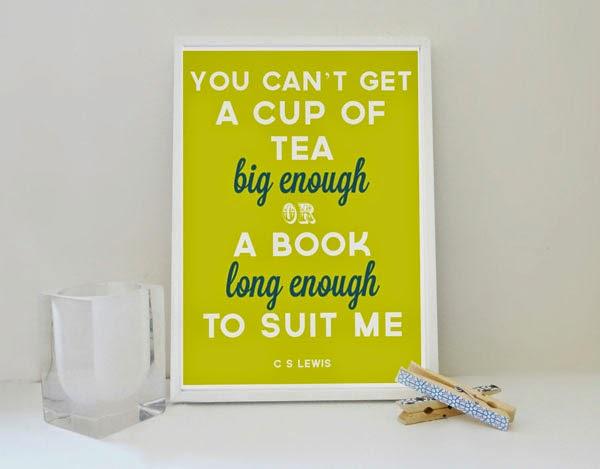 unique typography poster