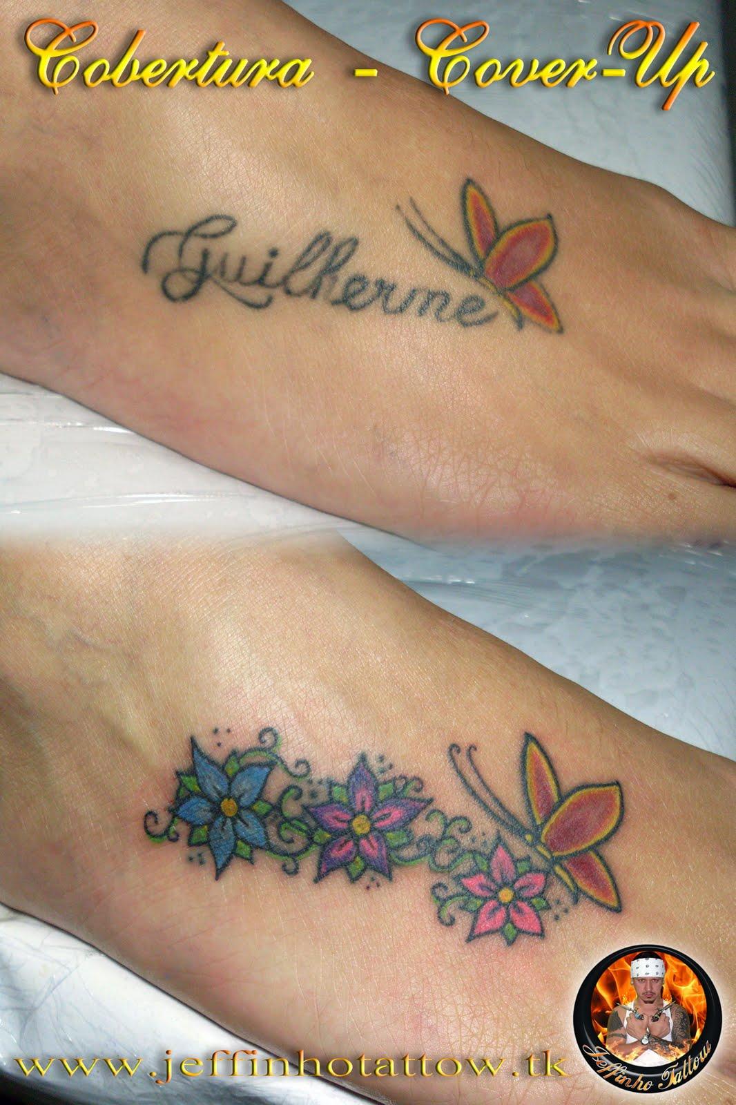Amado Jeffinho Tattow - Tatuador: Tatuagens de Coberturas e Reformas  BN34
