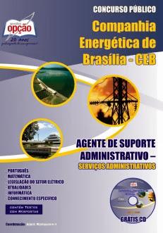 Apostila Concurso CEB Distribuição S/A 2014 Completa