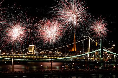 augusztus 20, Budapest, Magyarország, magyarság, nemzeti ünnep, ünnepi tűzijáték,