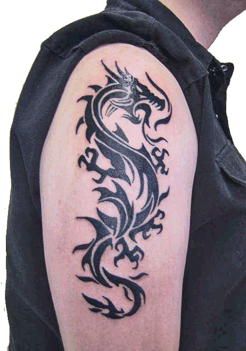 Tattoos Of Dragons Info