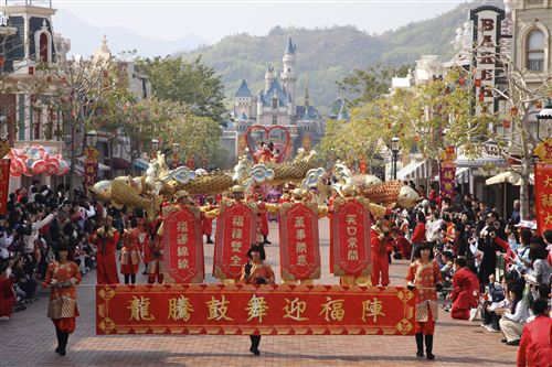 Top Chinese New Year Celebrations In Hong Kong