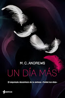 NOVELA ROMANTICA - Un día más  Serie Noventa Dias  M.C. Andrews (Esencia, 3 Abril 2014)  Romántica Adulta, Erótica | Mayores de 18 años | Edición papel PORTADA