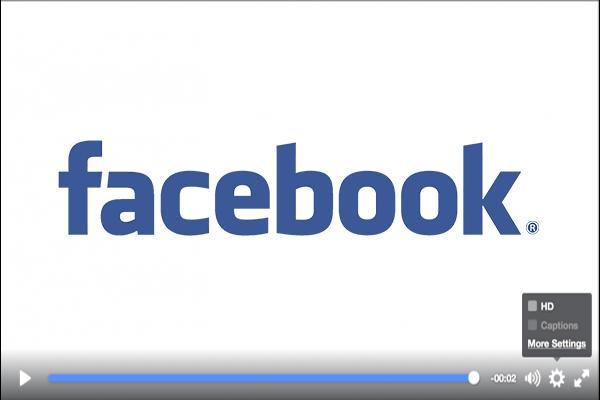 طريقة التحكم في دقة عرض الفيديوهات من أجل تسريع مدة اشتغالها على الفيس بوك